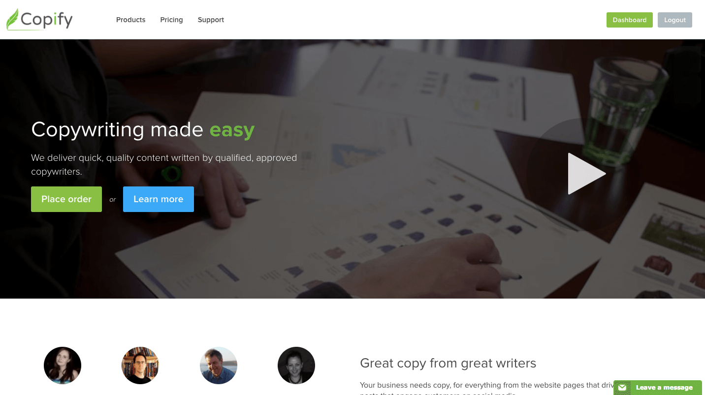 Should I Be Using Copify? A Copify Review For New Freelance Writers