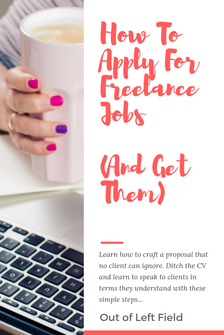 How To Apply For Freelance Jobs